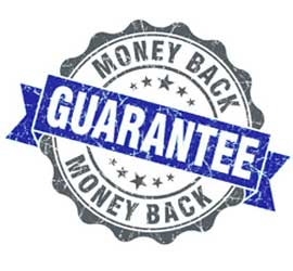 AFM Money Back Guarantee