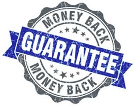 Money Back AFM Return Guarantee