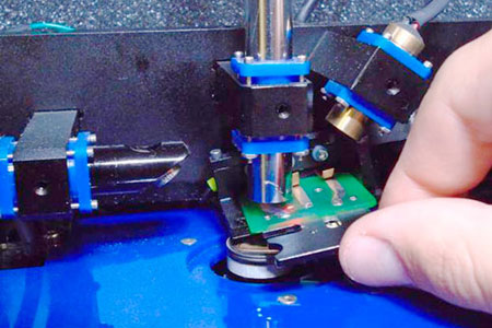 Basic Atomic Force Microscope Inserting probe holder