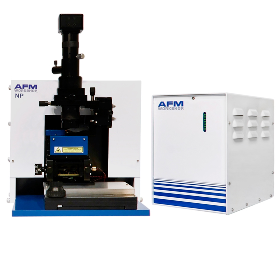 NP-AFM Nano-Profiling Atomic Force Microscope for Research Application