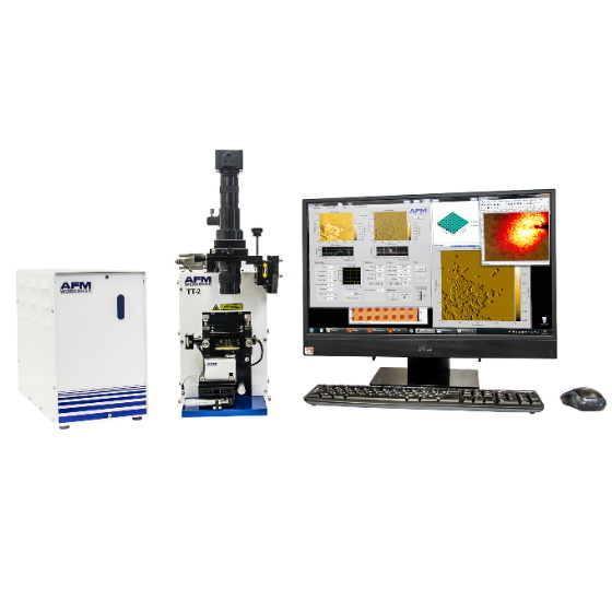 The TT-2 Atomic Force Microscope from AFM Workshop