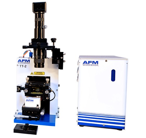 The TT-2 Atomic Force Microscope for high-resolution scanning from AFM Workshop(j)
